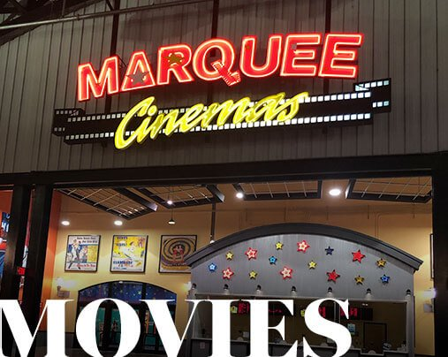 Movies at Marquee Cinemas at Pullman Square in Huntington, WV