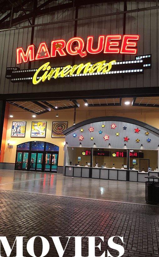 Movies at Pullman Square